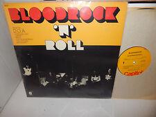 BLOODROCK N ROLL DOA 1975 SM 11417 Texas Psych Mint vinyl LP NM+