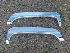 1967 68 CHRYSLER FENDER SKIRTS NEWPORT 300 NEW YORKER mopar polara dart charger