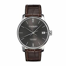 NIB Christopher Ward C9 5 Days Automatic w strap, COSC, 43mm, Swiss Made,10+ Pic