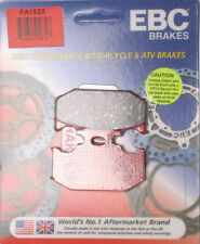 EBC BRAKE PADS Fits: Kawasaki KX250,KDX200,KDX220R,KX125,KX500,KLX250R,KLX650,KL