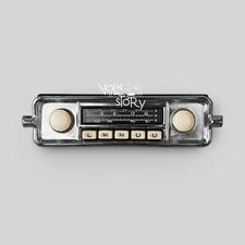 VINTAGE CLASSIC RADIO VW VOLKSWAGEN BEETLE  + Cigarette lighter type 34