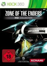 Zone Of The Enders HD Collection XBOX360 Neu & OVP