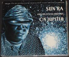SUN RA & HIS INTERGALACTIC SOLAR ARKESTRA on jupiter UK CD new sealed REISSUE