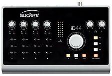 Audient iD44 - Desktop Audio-Interface - 20 Eingänge- 24 Ausgänge - OVP & NEU