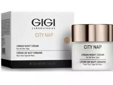 GiGi Cosmetics City Nap Urban Night Cream Sleeping Mask 50ml All Skin Type 2019