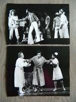 Foto photo originale ZOË DOMINIC Opera The Ice Break WOLD PREMIERE OF 1977