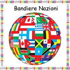 Bandiere Nazioni Hotel Albergo di Stoffa del Mondo 90X150cm Bandiera Stati