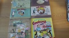 the broons cooking and gairdenin books great cond like new