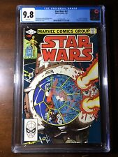 Star Wars #61 (1982) - Death of Shira Brie! - CGC 9.8 - White Pages!