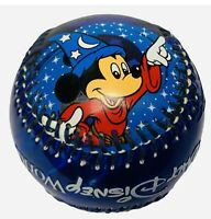 Walt Disney World Baseball Where Magic Lives Blue Souvenir Mickey Ball