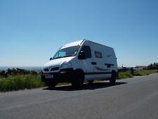 Vauxhall Movano Camper Van motorhome