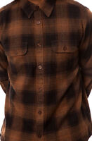 MATIX Cheville Flannel Shirt (L) Khaki
