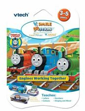 VTech VSmile Motion Game Thomas and Friends ** Fast and Free Postage**