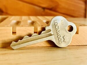 Lockwood High Security Key Locksport Australia Lock Collector