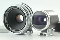 [MINT+++] Canon 28mm f/2.8 Lens Leica Screw Mount LTM L39 FROM JAPAN
