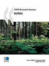 OECD Economic Surveys: Korea 2008-ExLibrary
