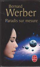 Bernard Werber - Paradis sur mesure - TB état - 8/03