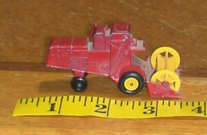 1969 LESNEY MATCHBOX SERIES #65 CLAAS COMBINE HARVESTER MADE IN ENGLAND