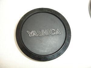 YASHICA 52mm front lens CAP, Genuine,  SLIP ON, GUC  #506