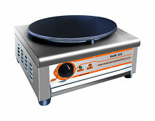 Commercial Heavy Duty Crepe Machine Blue Ice