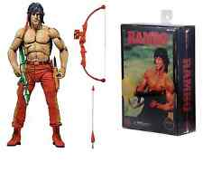 "NEW NECA RAMBO �€"" Classic Video Game Appearance 7"" Action Figure"