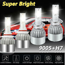 H7+9005 LED Headlight Bulbs Kit For Mazda 3 2007-2009 Mazda 6 2011-13 Hi/Lo Beam