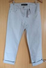 Stonewashed Mid Rise Regular Size Jeans NEXT for Women