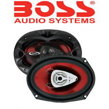 """Boss CH6920 Chaos Exxtreme 6"""" x 9"""" 2-Way 350W Full Range Speakers."""