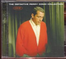 Perry Como / The Definitive Perry Como Collection - 2CD - New & Sealed