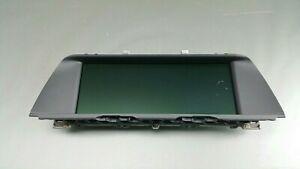 """Orig BMW 5er F10 F11 Monitor Cid Central Information Display 10 """" Inch 9243897"""