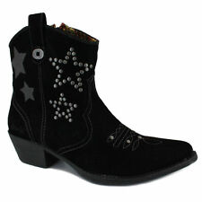 Blowfish Women's Synthetic Leather Low Heel (0.5-1.5 in.) Boots