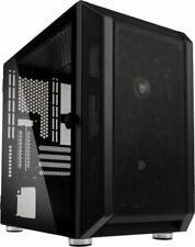 Kolink Citadel Mesh Micro-ATX Gehäuse - schwarz