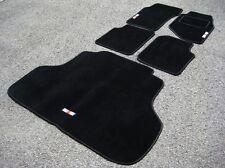 Car Mats to fit Mitsubishi Lancer Evolution 3 RHD (Evo III)+ Boot Mat + RalliArt