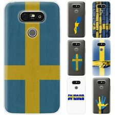 Dessana Sweden TPU Silicone Protective Cover Phone Case Cover For LG