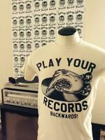 PLAY YOUR RECORDS BACKWARDS punk metal vinyl records 70s doom metal biker vtg