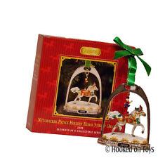 Breyer 2009 Nutcracker Prince Holiday Horse Stirrup Christmas Ornament - 700309