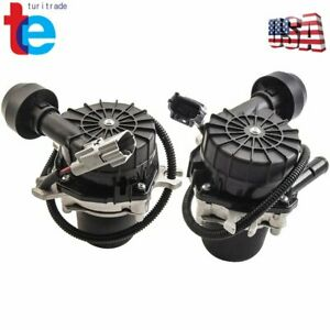2PCS Secondary Air Injection Pump For Toyota Tundra 07-13 Land Cruiser Lexus