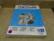 GMC NOVA Engine Used Automatic Transaxle Manual VP 80s VP-CM213