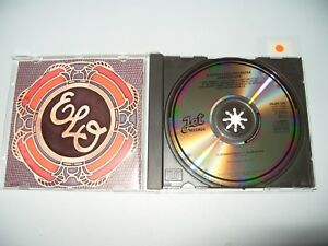 Electric Light Orchestra ELO'S Greatest Hits Early Jet cd Press CDJET 525 cd N/m
