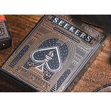 Seekers Playing Cards - Luxury Poker Deck from Art of Play - Cool Magicians Deck