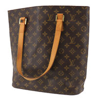 LOUIS VUITTON Vavin GM Shoulder Tote Bag Monogram Leather M51170 Auth #AC142 O