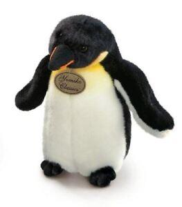 "Yomiko Classic Penguin 9.5"" Stuffed Animal by Russ Berrie"