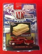 1:64 M2 Machines 1953 Oldsmobile 98 Red 08-03