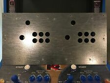 Killer Instinct 1 or 2 Arcade Metal Control Panel KI Midway Overlay CPO NOS