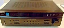 Sony STR-DE197 AM/FM Stereo Receiver Amplifier 100W Per Channel  w/Remote