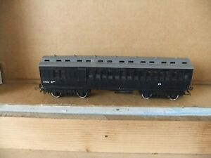 Tri-ang R.620 Engineering Dept Clestory Coach Black 20, boxed