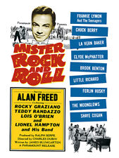 Fifties - Mister Rock and Roll movie poster reprint (1957)