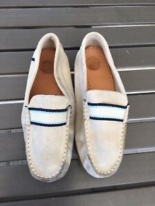 Suede Moccasin Shoes For Boy Zara Brand Size 33 EUR