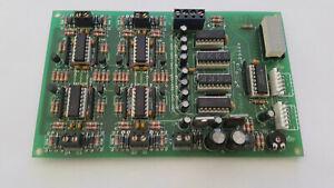 Gleisbesetztmelder Blücher Elektronik Berlin GBM8XS
