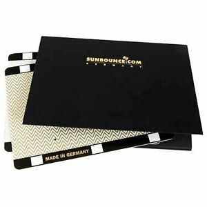 Sunbounce Bounce - Wall Hardcover For 2 Reflectors FREE POST